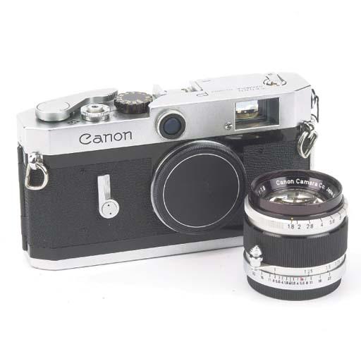 Canon P no. 705017