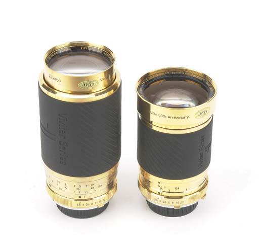Vivitar 50th Anniversary lens