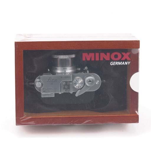Minox Digital Leica M3 Classic