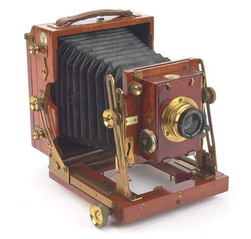 Sanderson field camera no. 235