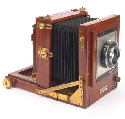 Tailboard camera