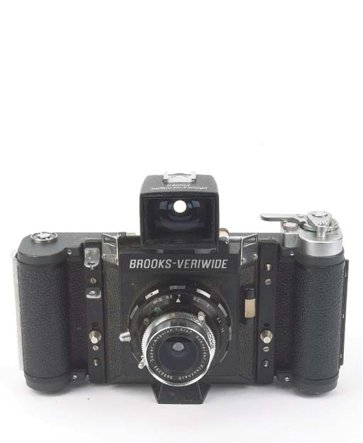 Brooks-Veriwide camera
