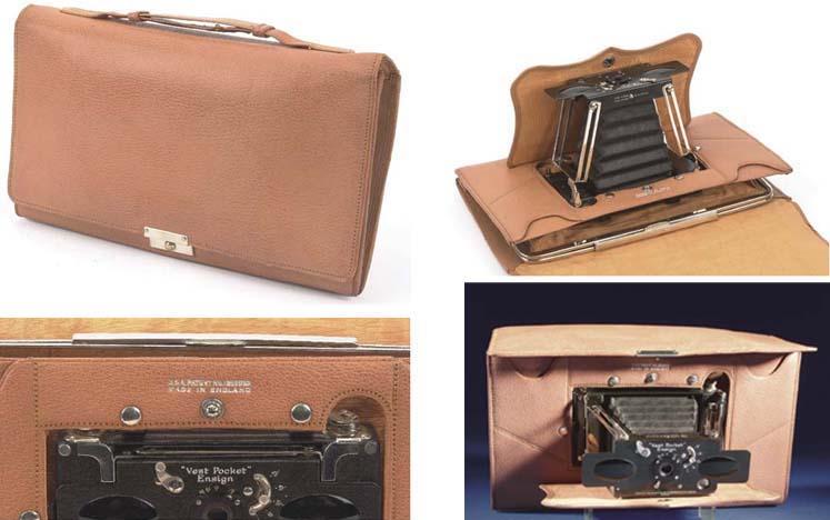 Ladies Handbag camera