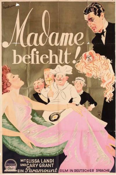 Enter Madame/Madame Befiehlt!