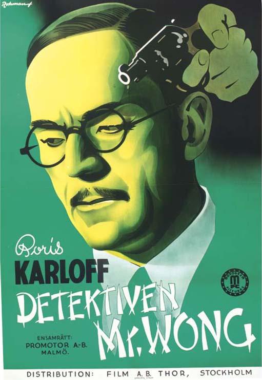 Mr Wong, Detective/Detektiven