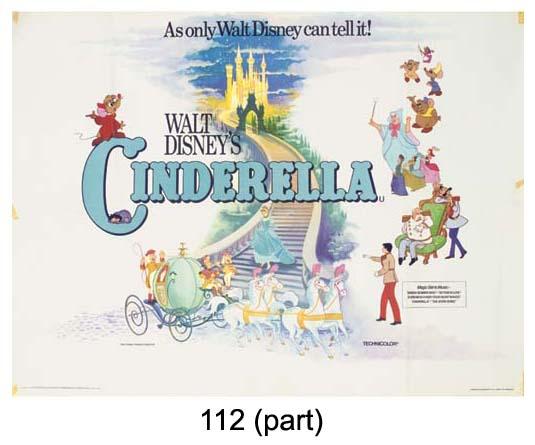Various Disney Titles