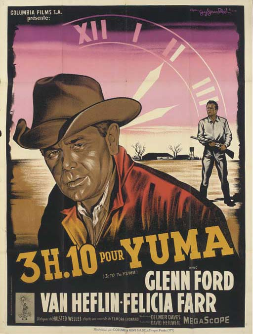 3:10 To Yuma/3H.10 Pour Yuma