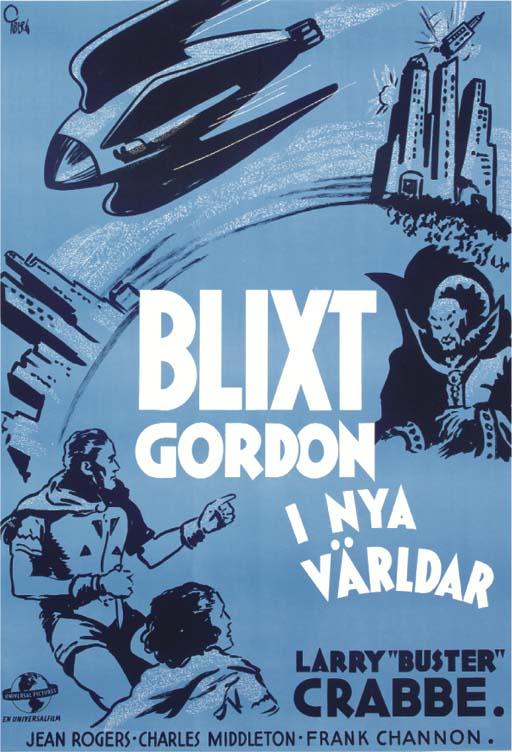 Flash Gordon's Trip To Mars/Bl
