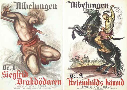 Die Nibelungen/Nibelunge