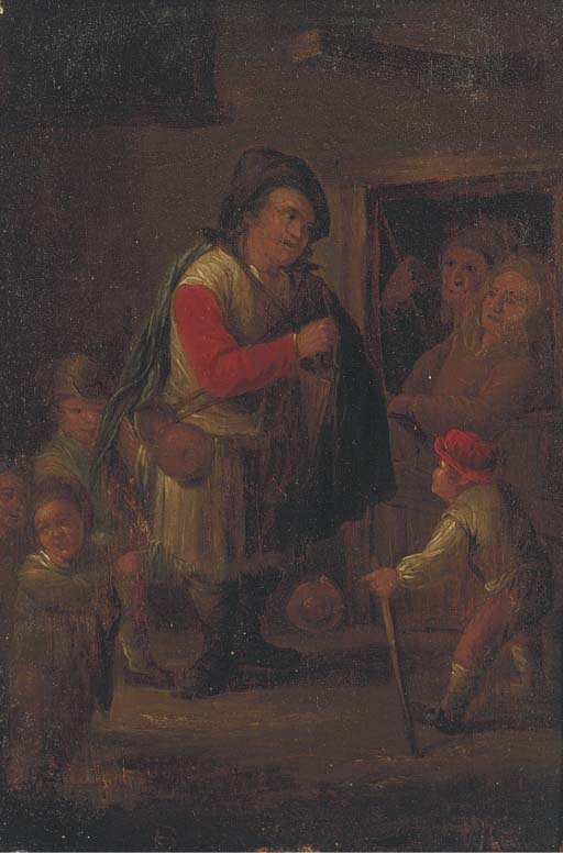 Follower of Adriaen van Ostade