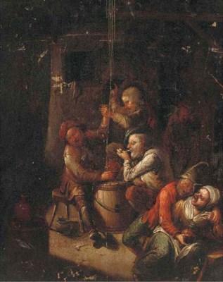 Follower of Egbert van Heemske