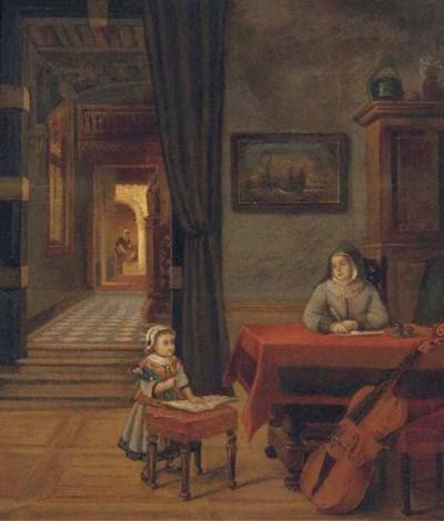 Manner of Pieter de Hooch