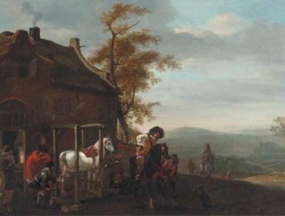 Follower of Philips Wouwerman