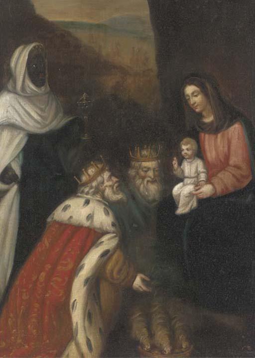 Follower of Pedro de Orrente