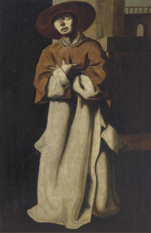 Manner of Francisco de Zurbará