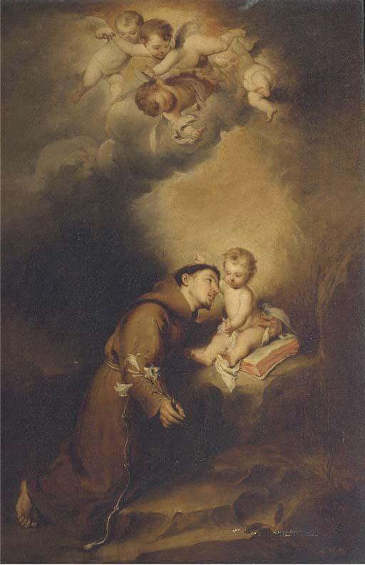 After Bartolomé Esteban Murill