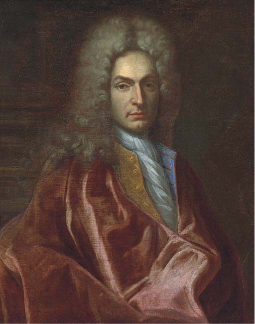Follower of Nicolas de Largill