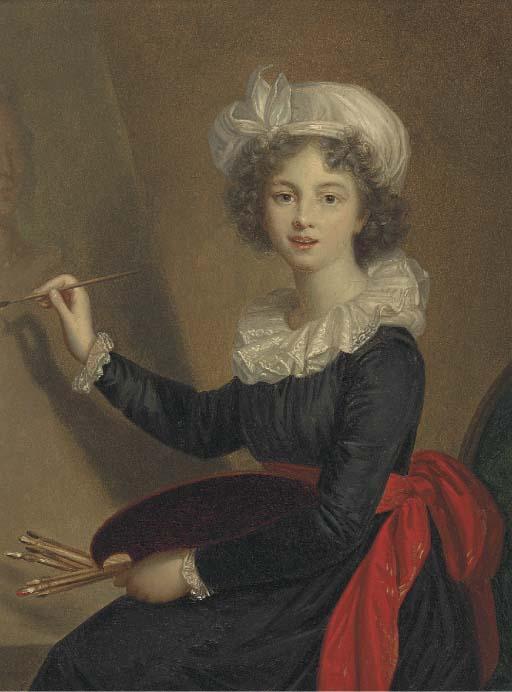After Elisabeth-Louise Vigée l