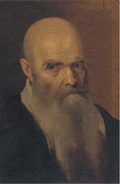 Circle of Jacopo Robusti, il T