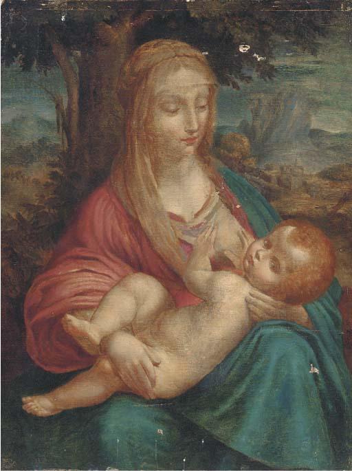 Manner of Leonardo da Vinci