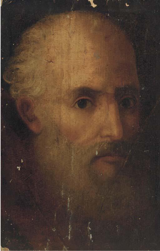 Follower of Domenico Robusti,
