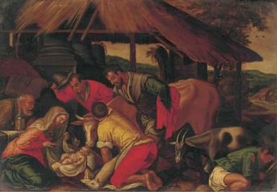 Follower of Jacopo da Ponte, c