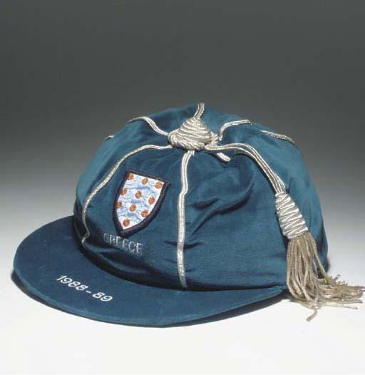 A BLUE ENGLAND V. GREECE INTER