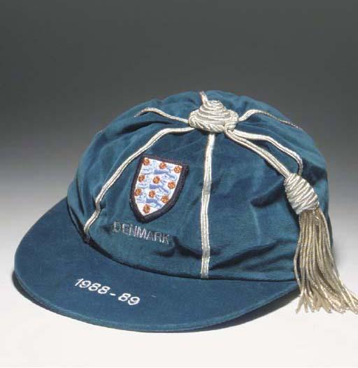 A BLUE ENGLAND V. DENMARK INTE