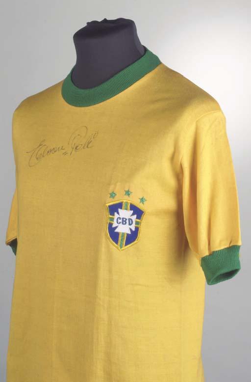 A YELLOW BRAZIL INTERNATIONAL