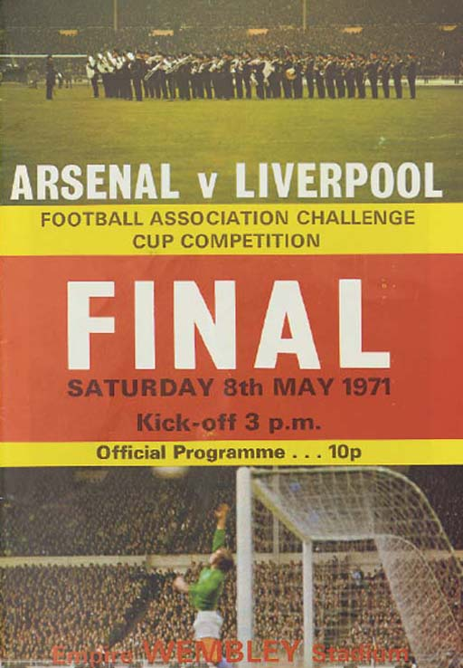 ARSENAL LEAGUE AND F.A.CUP DOU