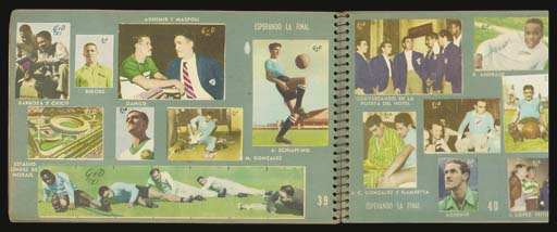 1950 WORLD CUP FINALS