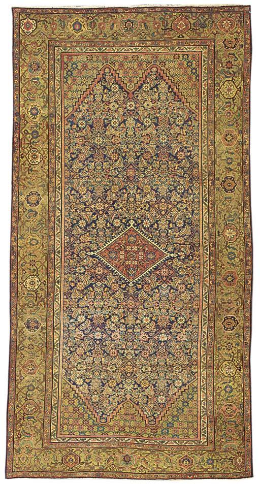 An antique Feraghan kelleh, We