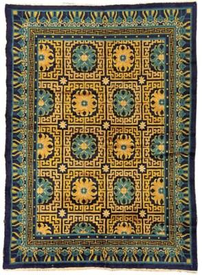 A Ning-Hsia carpet, China