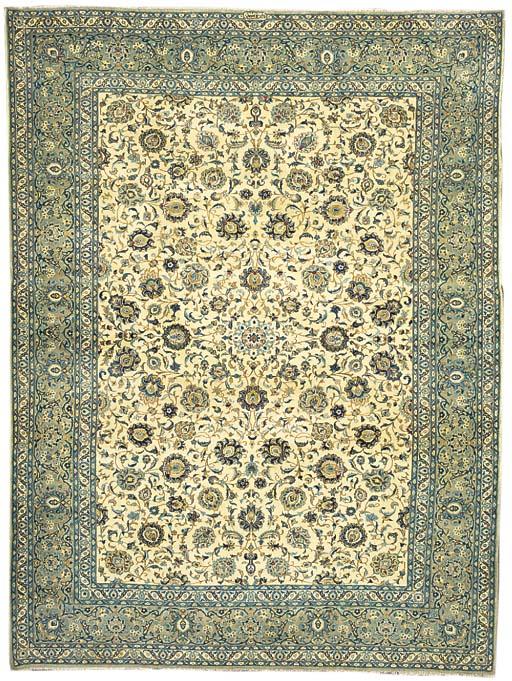 A fine Kashan Isfahanian carpe