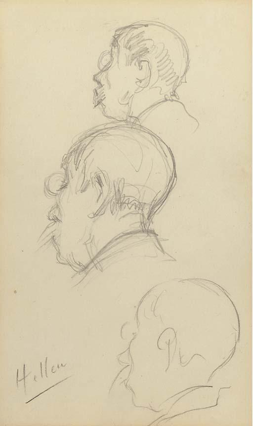 Paul-Cesar Helleu (French, 185