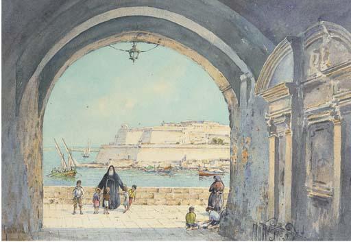 Angelos Giallina (Greek, 1857-