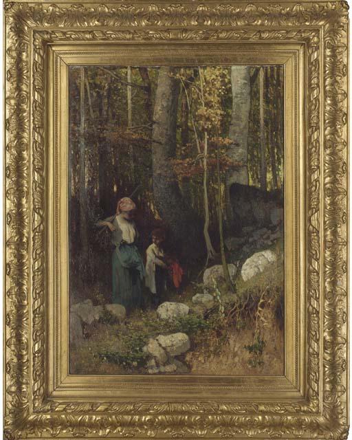 Max Michael (German, 1823-1891