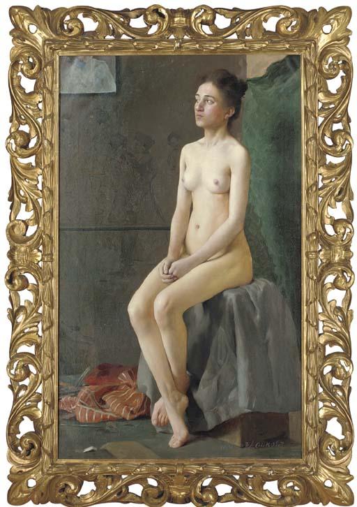 Josef Loukota (Austrian? 1879-