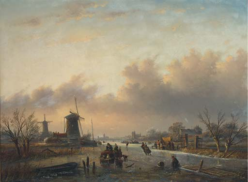 Jan Jacob Spohler (Dutch, 1811