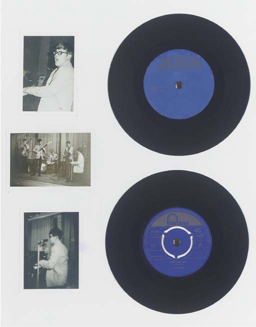 Reg Dwight/Elton John