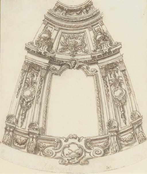 Sir James Thornhill (1675-1734