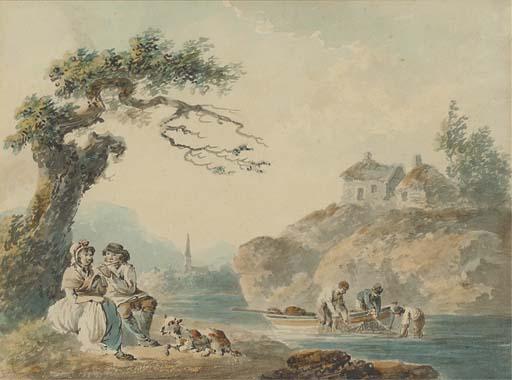 Peter La Cave (fl.1789-1811)