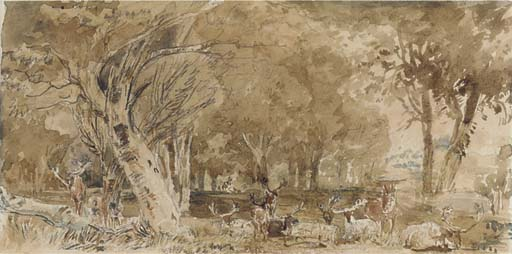 William Andrew Nesfield (1793-