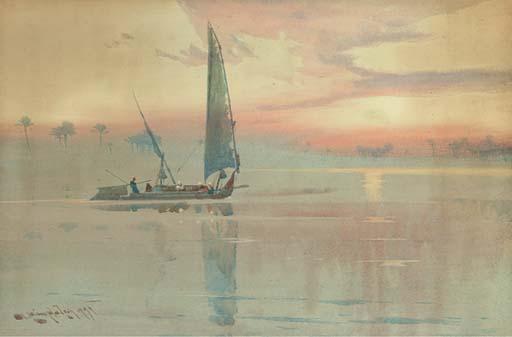 Augustus Osborne Lamplough, R.