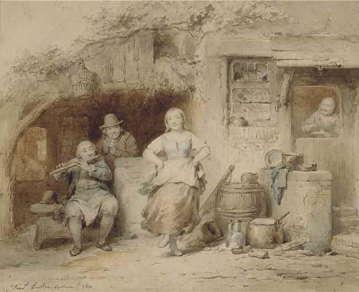 Ferdinand (I) de Braekeleer (B