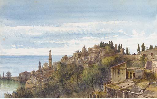 Gabriel Carelli (Italian, 1821