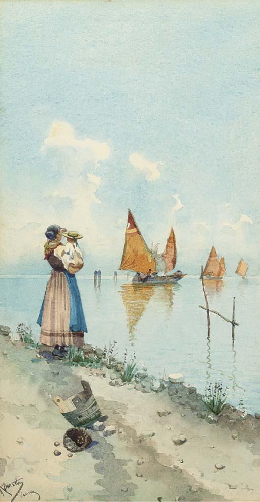A. Maria Zanetti (Italian, c.1