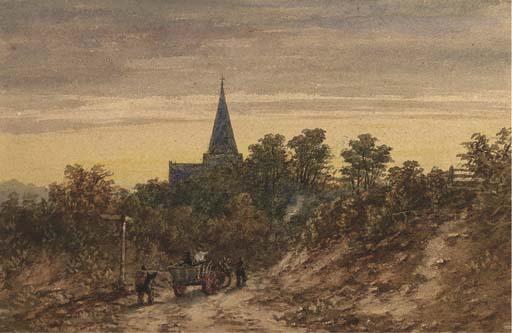 Richard Henry Nibbs (1816-1893