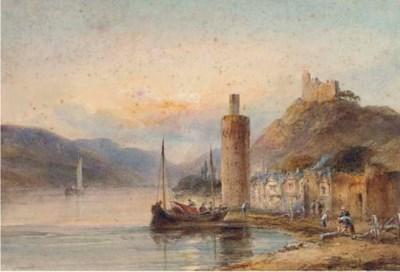Edward Tucker (c.1825-1909)