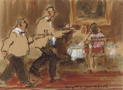 Roland Batchelor (1899-1990)